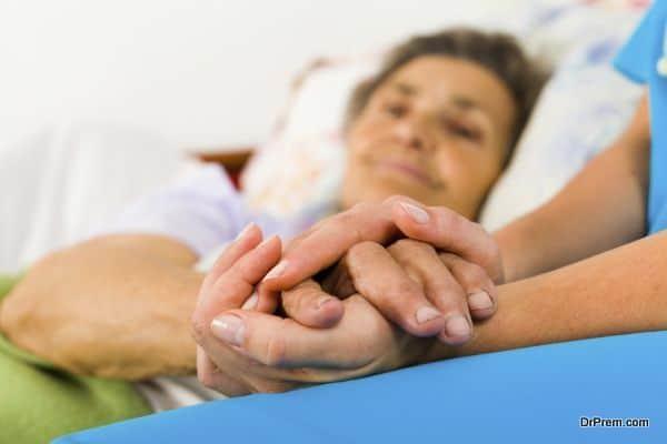 Dealing with Alzheimer's disease