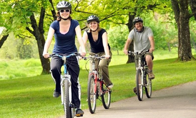 Tips for safe bicycle riding