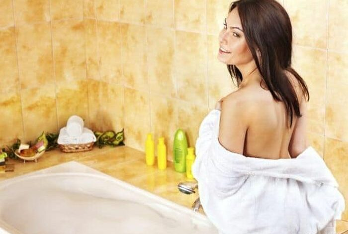 Tips to improve skin health while in the steam room