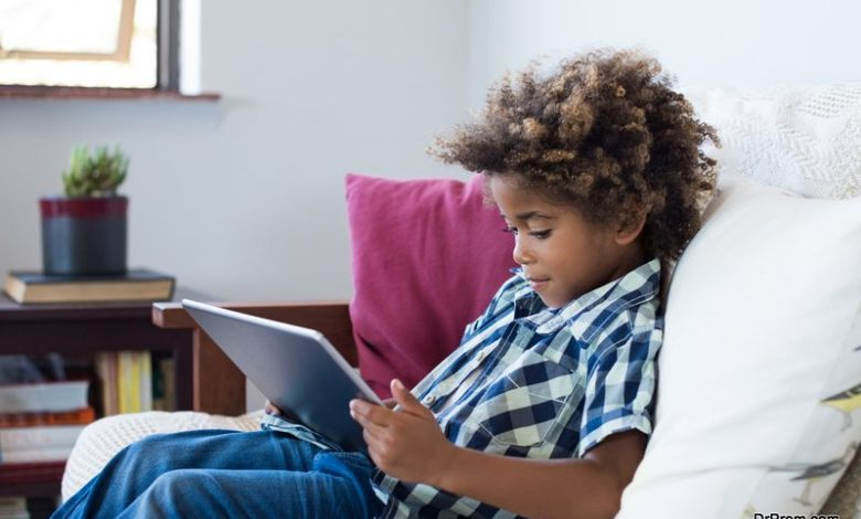Technology and its physical effects on children