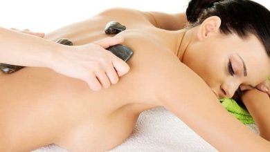 Photo of Learn how to take hot stone massage at home