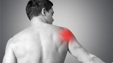 Self-treatment exercises for a torn rotator cuff