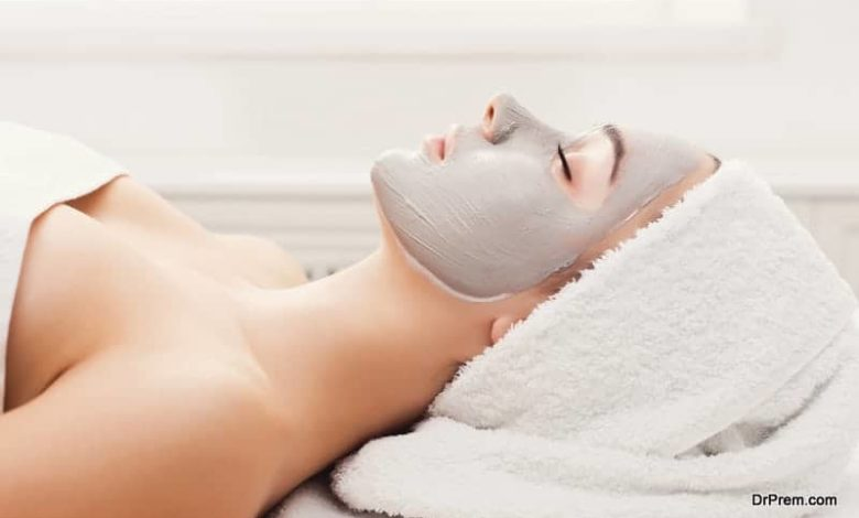 Baking soda makes for an effective home microderm