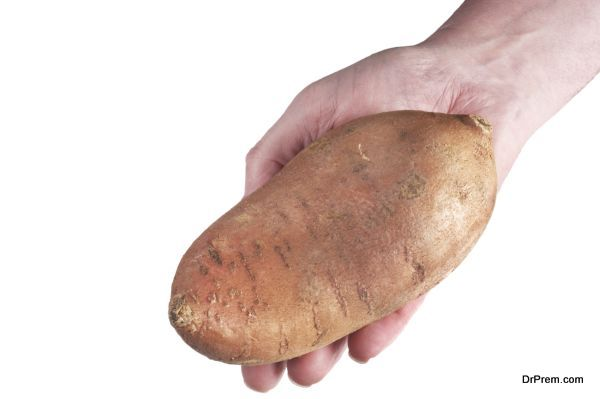 Photo of Sweet potatoes are our sweet health buddies