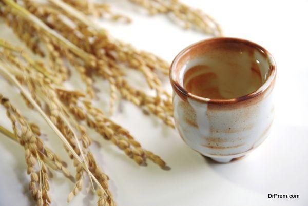 Sake (Rice Wine)
