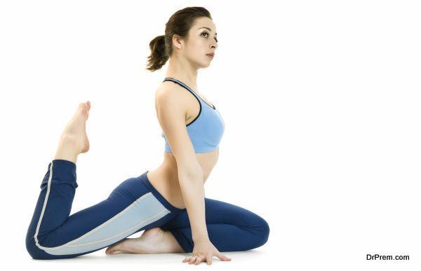 I am on Yoga Tourism (2)