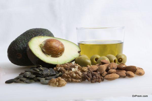 Avocado+ Honey+ Olive Oil