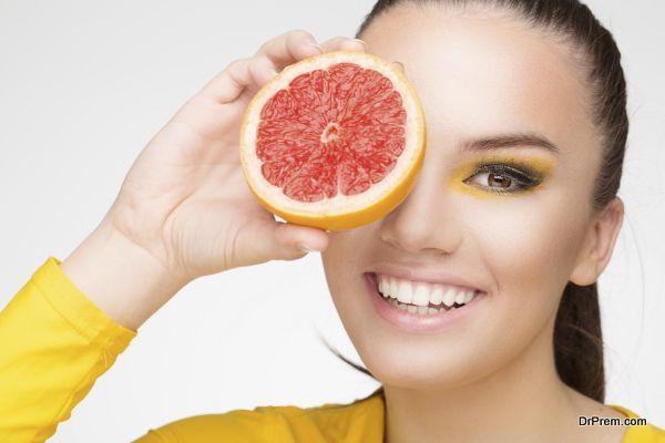 Grapefruits benefits
