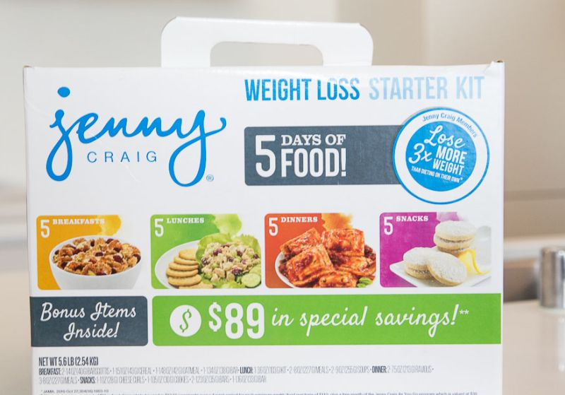 Photo of Review – Jenny Craig Diet Supplements