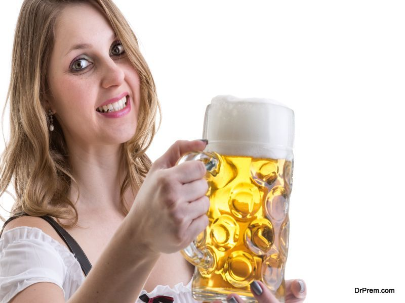 Photo of Ways beer can help you ditch your skin and hair problems