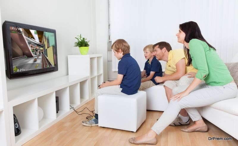 Photo of Video games is one of the leading causes for mental problems in children