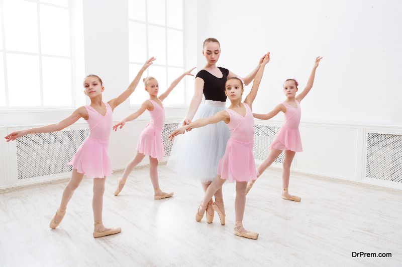 Photo of How Dance Help Children Develop Emotionally