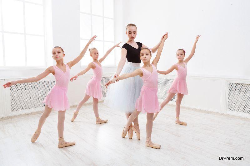 Dance Help Children