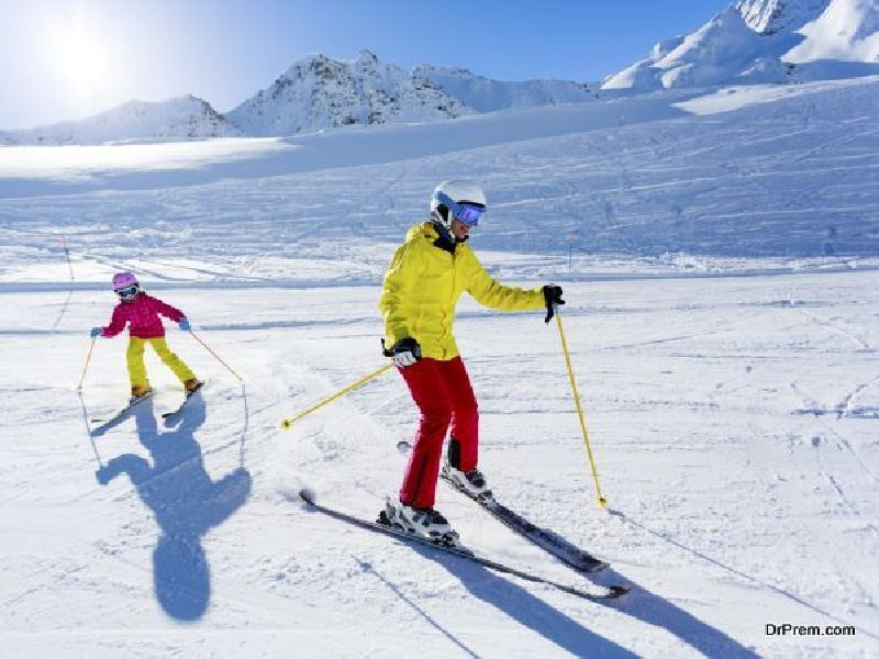 Photo of Can Skiing Help You Initiate Weight Loss?