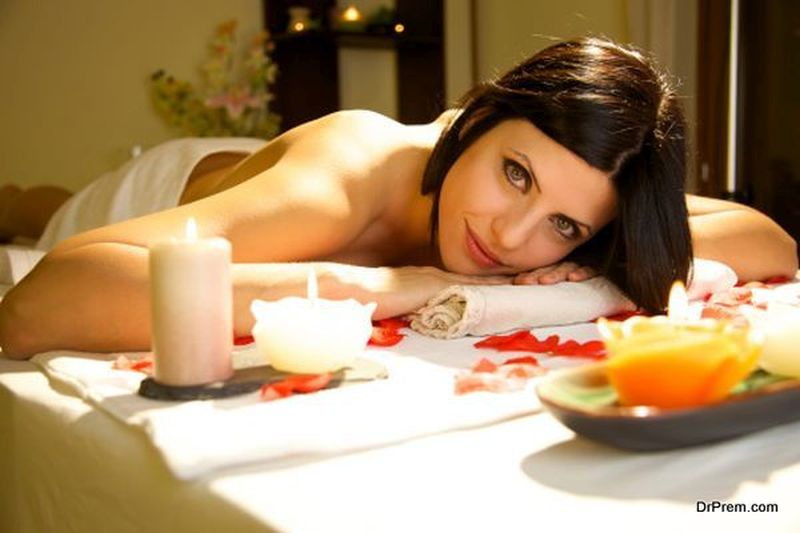 receiving-Aromatherapy