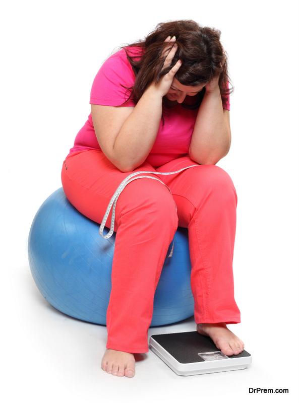 unusual weight gain