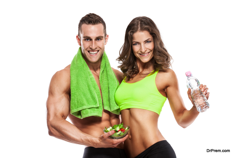 Focus on gaining muscle strength