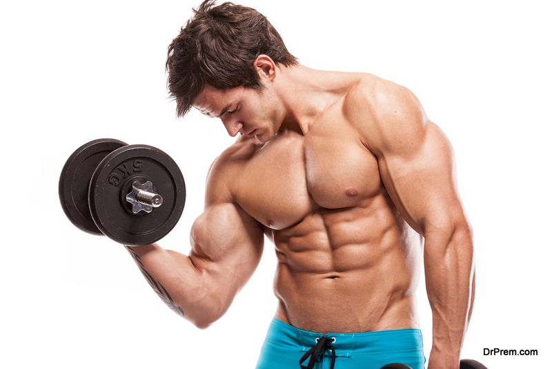 science behind the muscle