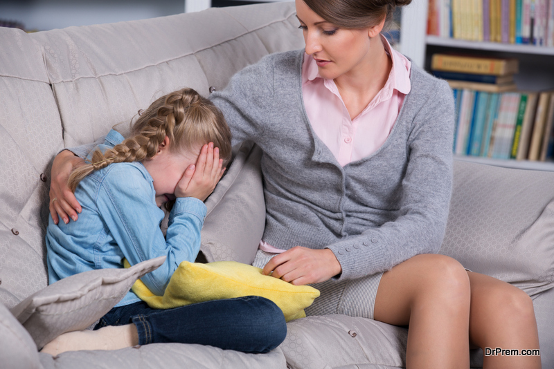 Photo of What to do when your child has anxiety issues?