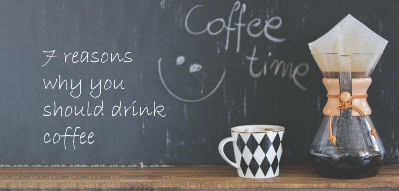Photo of 7 reasons why you should drink coffee