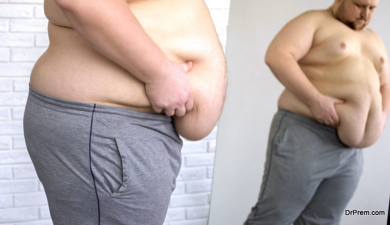 How 'body shaming' affects men